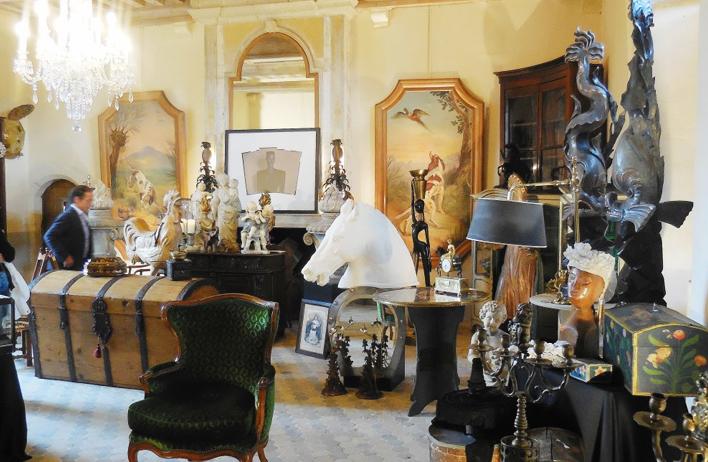 Brocantes Et salons d'antiquaires